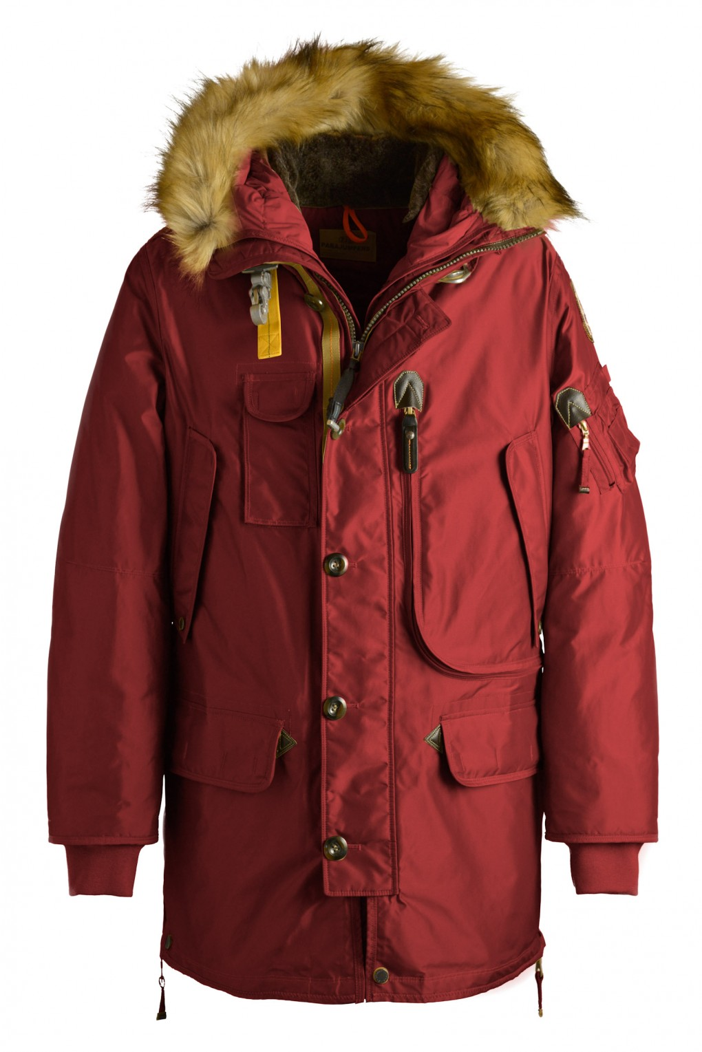 parajumpers KODIAK ECO man outerwear Red