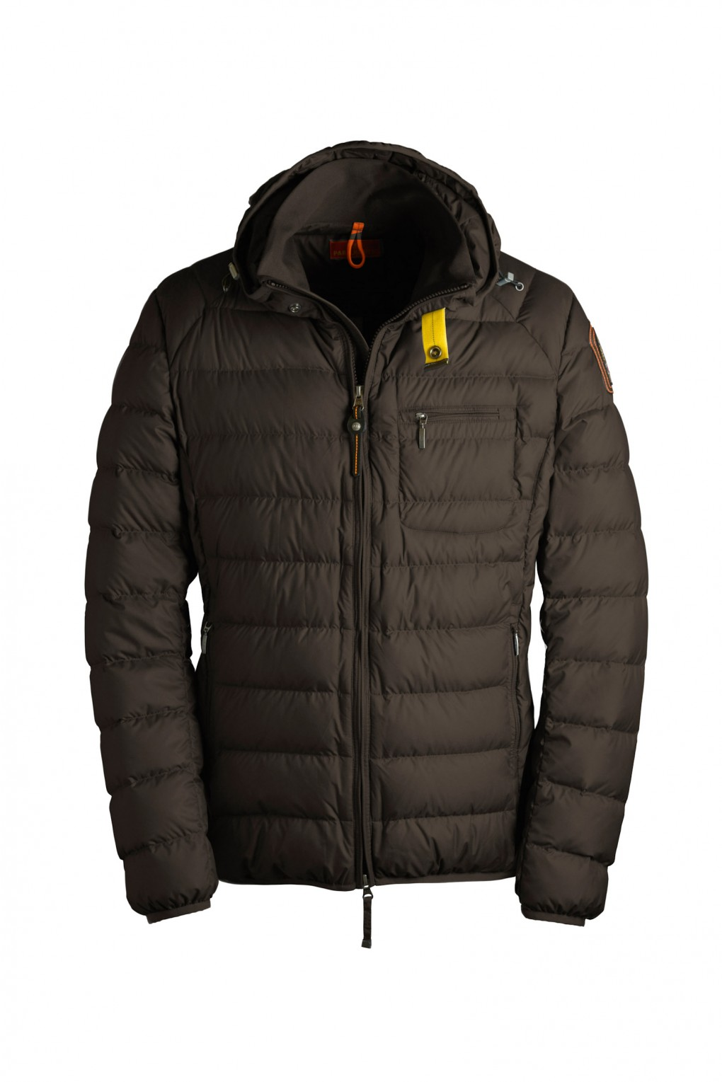 parajumpers LAST MINUTE man outerwear Chestnut