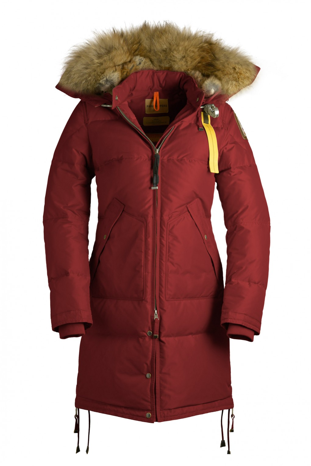 parajumpers LONG BEAR woman outerwear Red