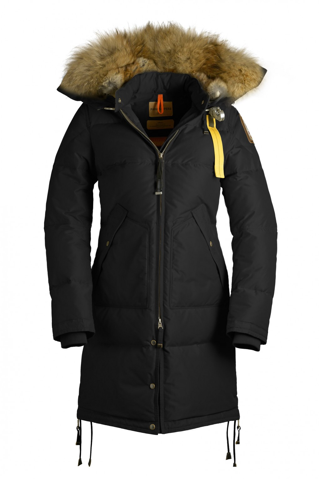 parajumpers LONG BEAR woman outerwear Black