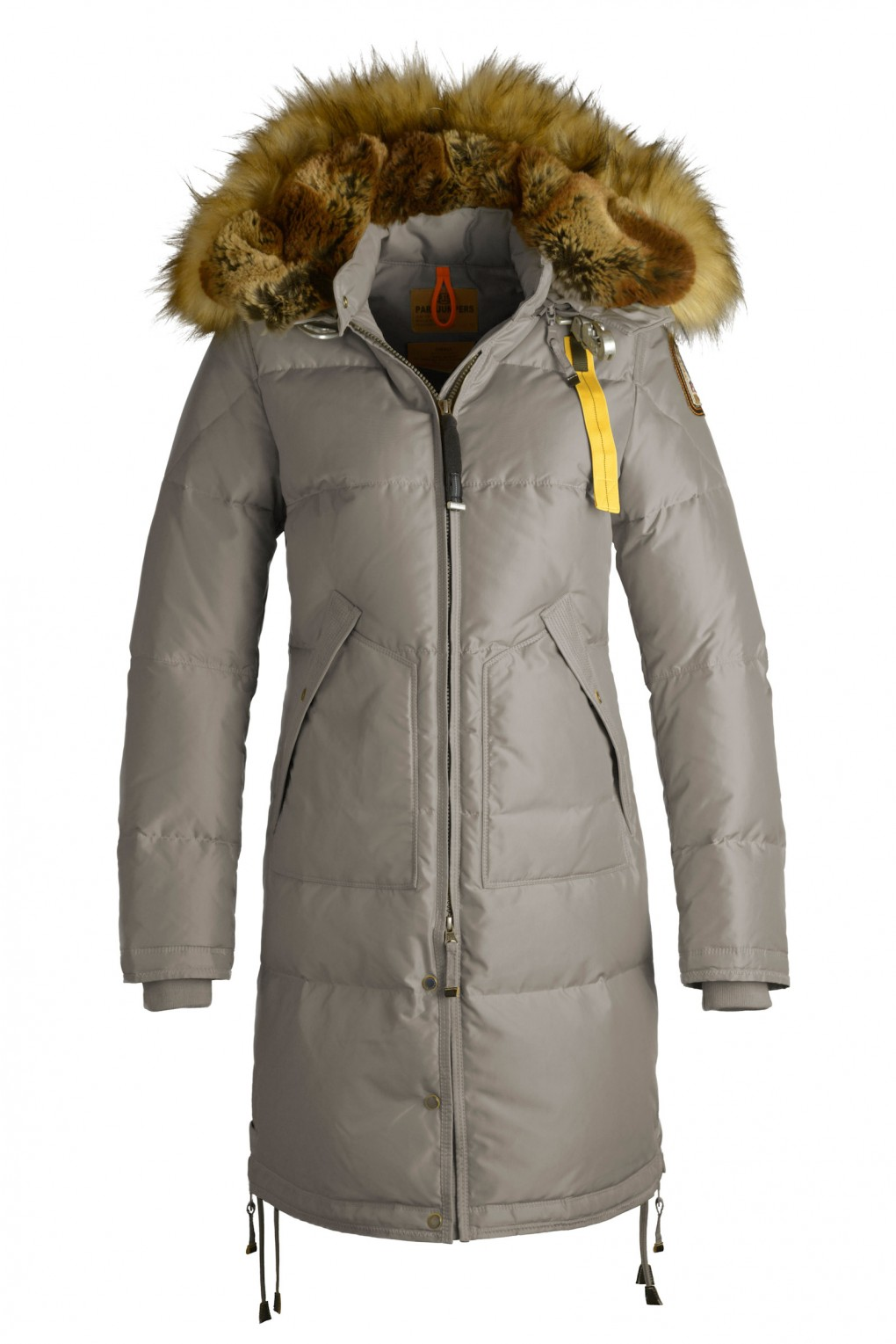 parajumpers LONG BEAR ECO woman outerwear Cappuccino