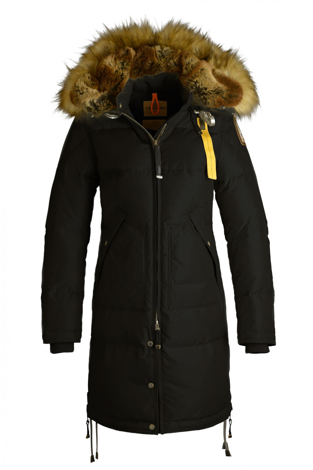 parajumpers LONG BEAR ECO woman outerwear Black