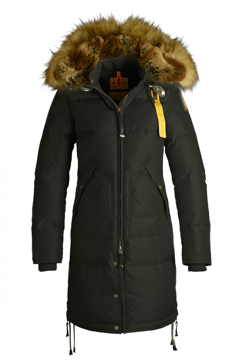 parajumpers LONG BEAR ECO woman outerwear Olive