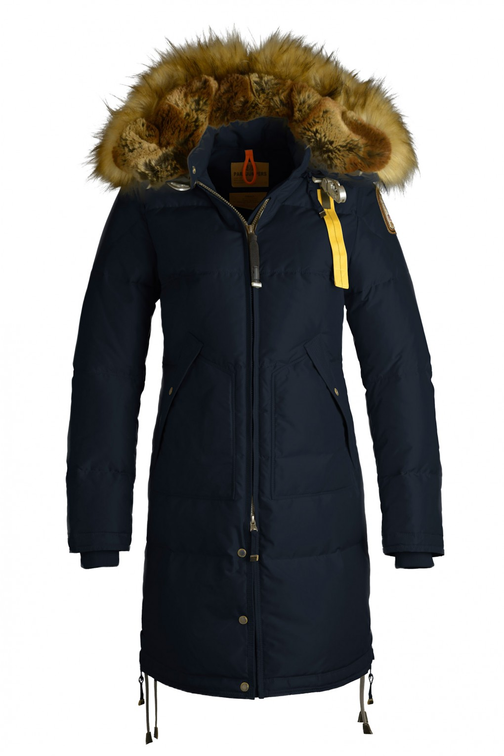 parajumpers LONG BEAR ECO woman outerwear Navy
