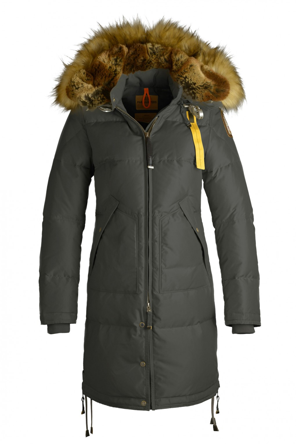 parajumpers LONG BEAR ECO woman outerwear Sage