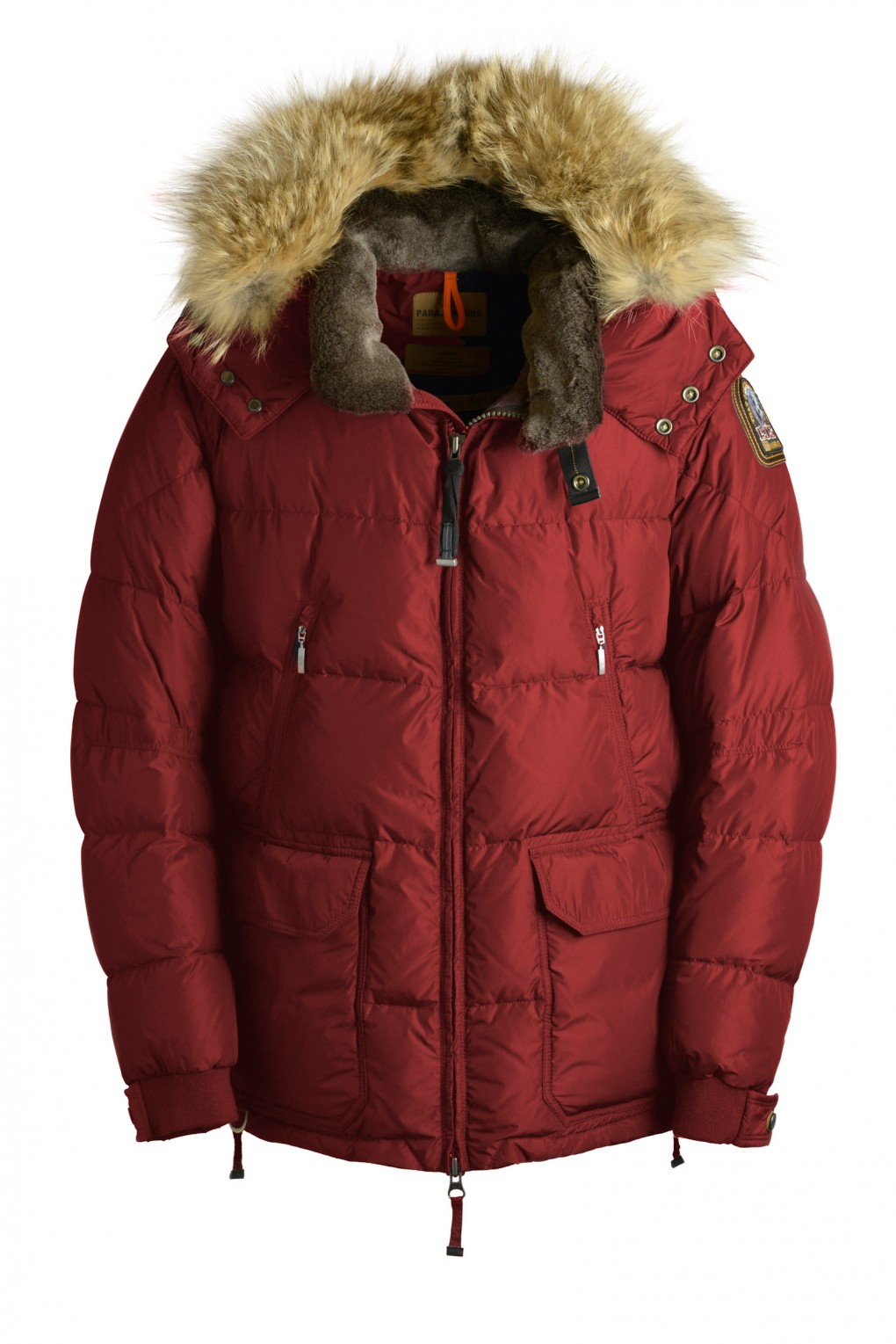 parajumpers MAINE man outerwear Red
