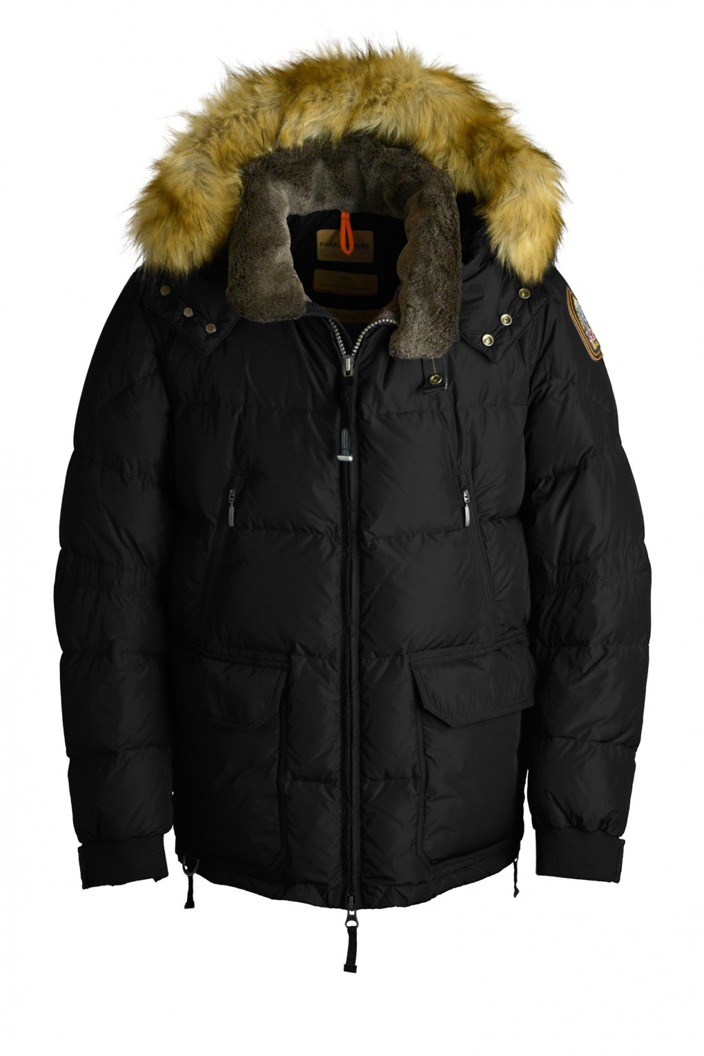 parajumpers MAINE ECO man outerwear Black