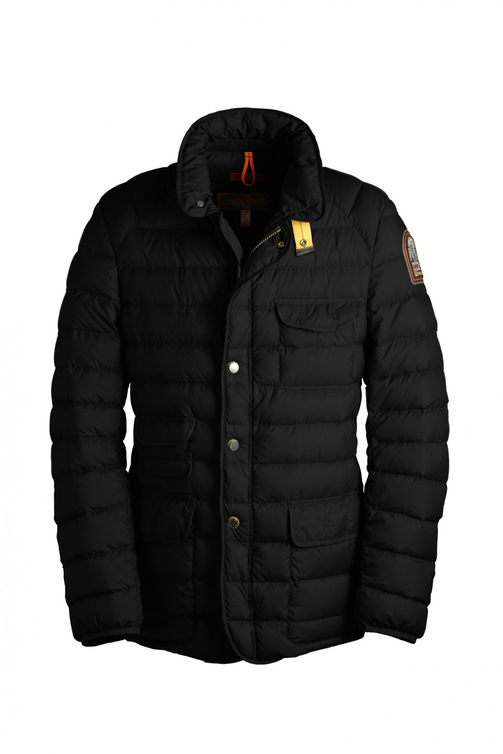 parajumpers ORSO man outerwear Black