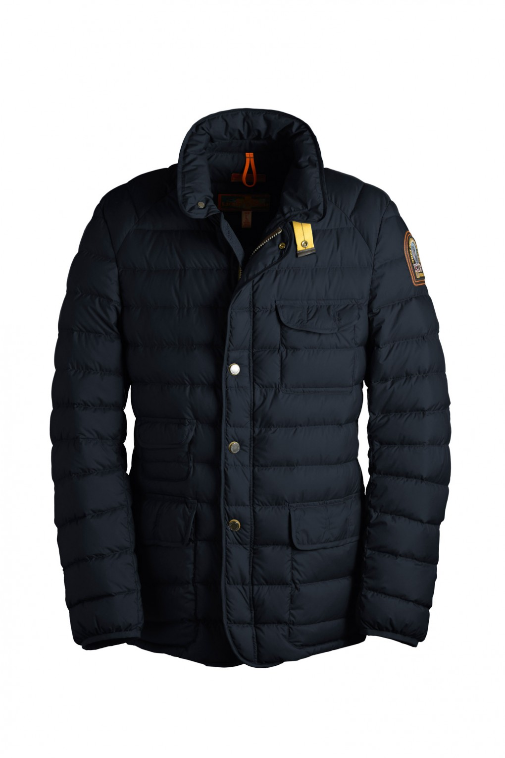 parajumpers ORSO man outerwear Blue Black