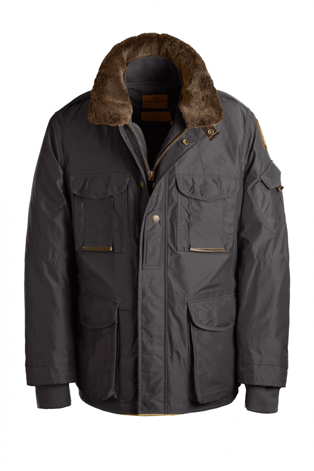 parajumpers PORTLAND man outerwear Brown