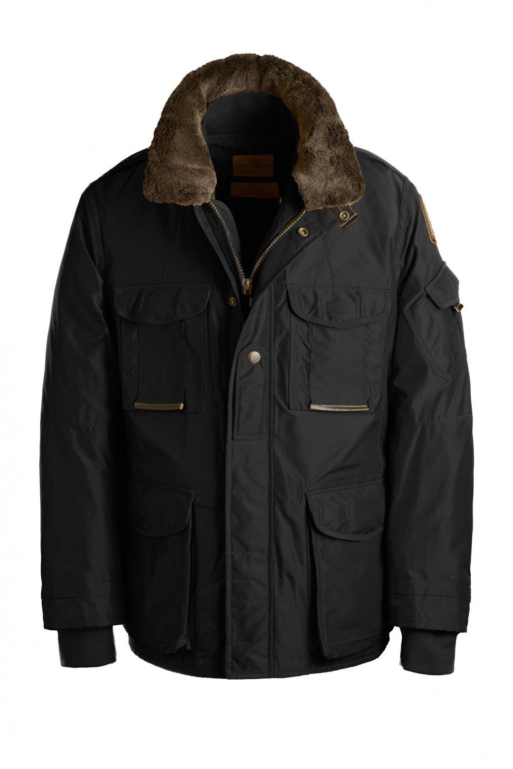parajumpers PORTLAND man outerwear Black