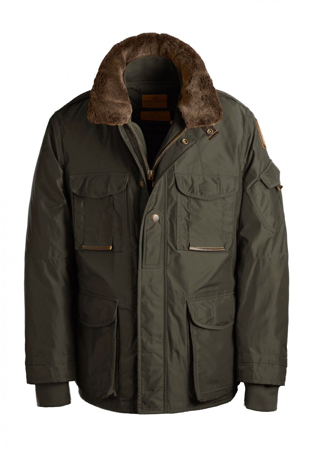 parajumpers PORTLAND man outerwear Olive