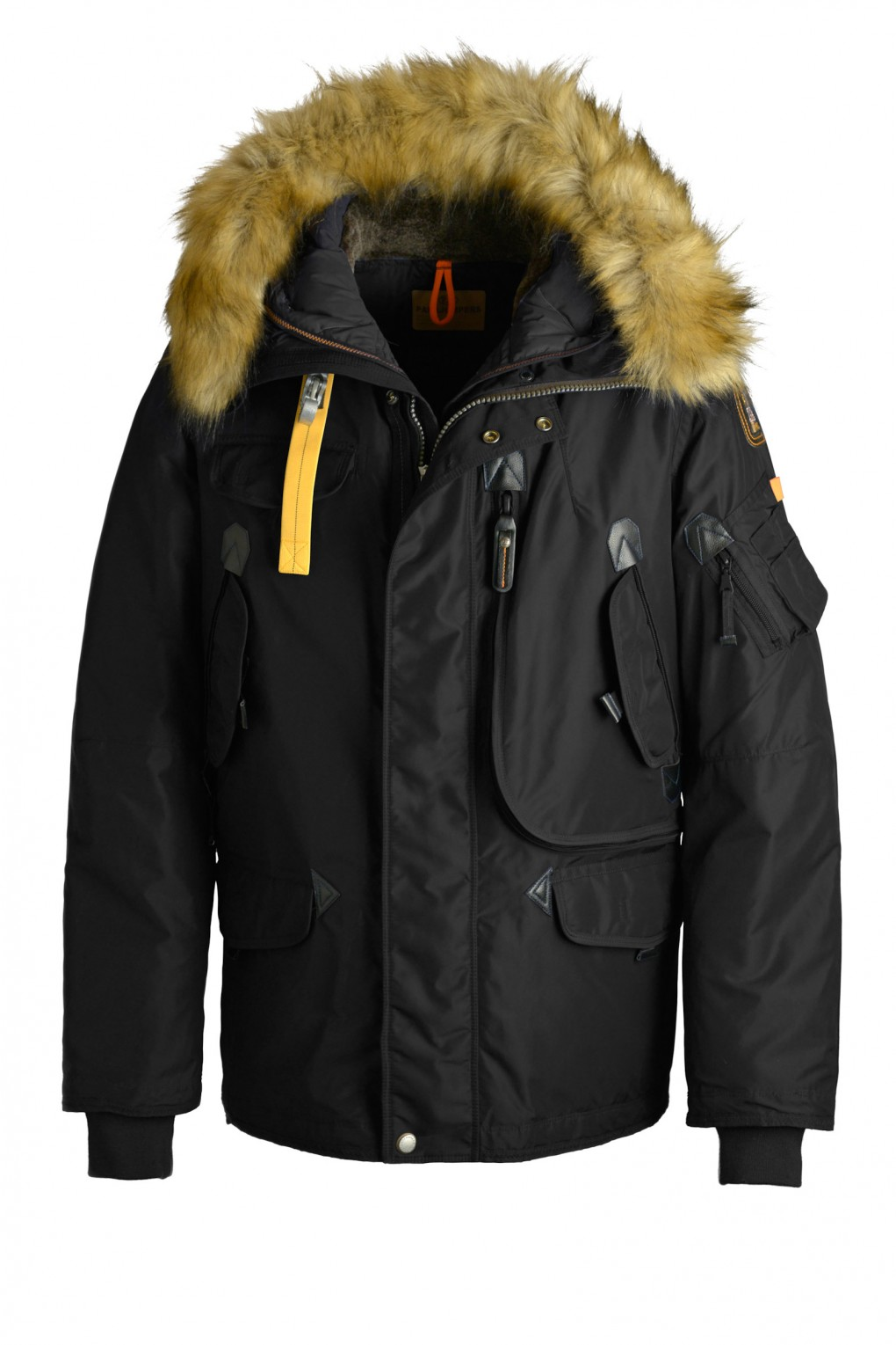 parajumpers RIGHT HAND ECO man outerwear Black