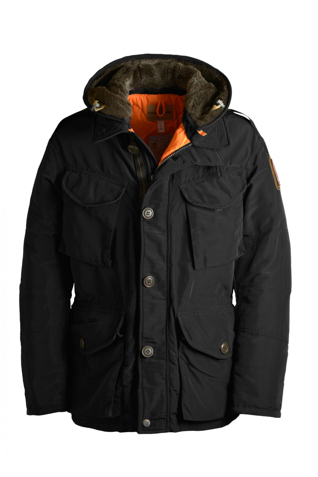 parajumpers TYPE -N-6E man outerwear Black