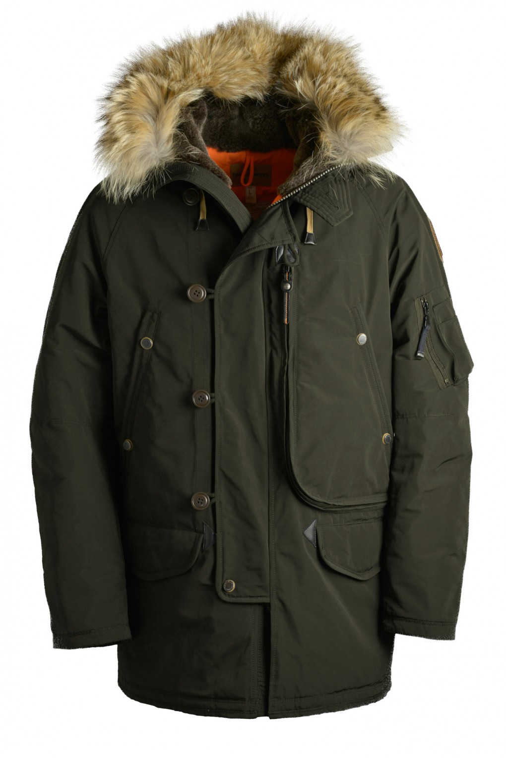 parajumpers TYPE N-3B man outerwear Olive