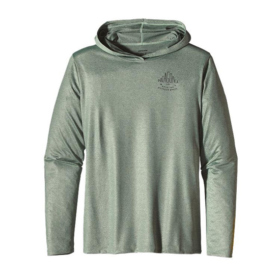 PATAGONIA MEN'S POLARIZED HOODY