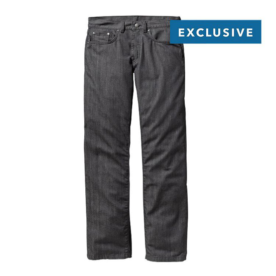 PATAGONIA MEN'S REGULAR FIT JEANS - SHORT