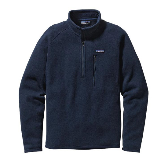 PATAGONIA MEN'S BETTER SWEATER® FLEECE 1/6-ZIP