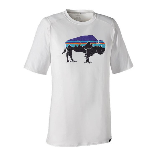 PATAGONIA MEN'S CAPILENE® 1 SILKWEIGHT GRAPHIC TEE