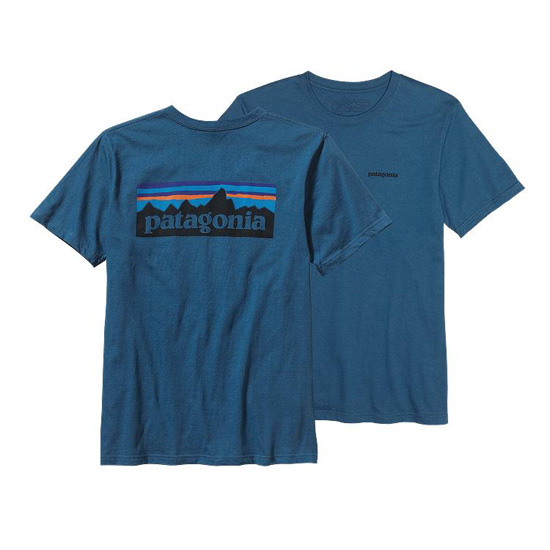 PATAGONIA MEN'S P-13 LOGO T-SHIRT