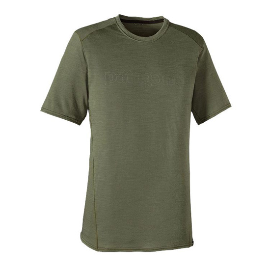 PATAGONIA MEN'S MERINO 2 SILKWEIGHT GRAPHIC T-SHIRT