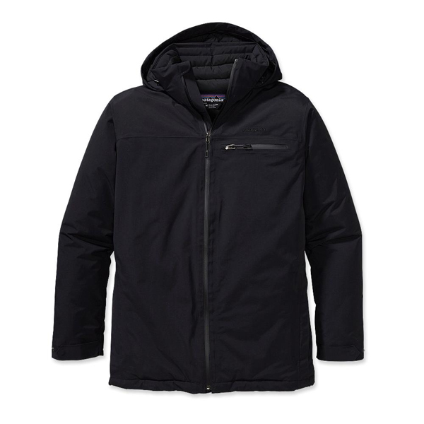Patagonia Men's Interlodge Down Jacket Black