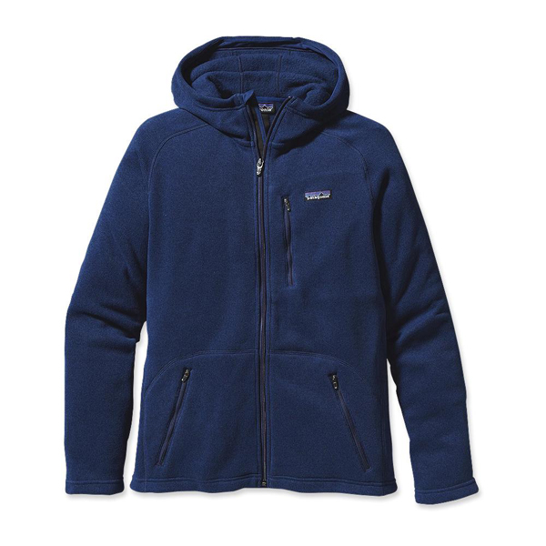 Patagonia Men's Better Sweater™ Hoody Channel Blue