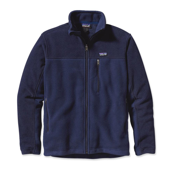 Patagonia Men's Simple Synchilla® Jacket Classic Navy