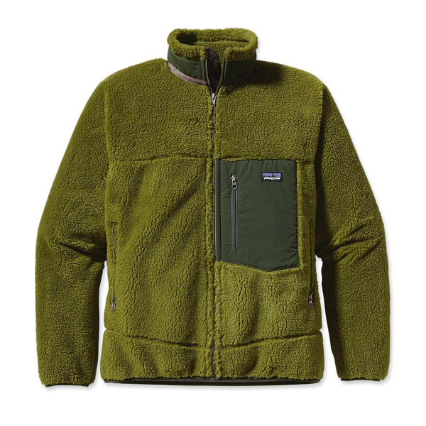 Patagonia Men's Classic Retro-X Jacket Willow Herb Green