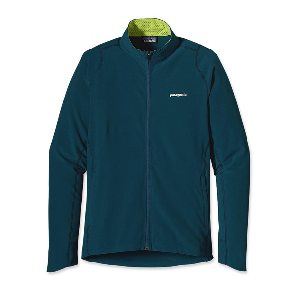 Patagonia Men's Traverse Jacket Tidal Teal