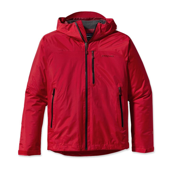 Patagonia Men's Insulated Torrentshell Jacket Red Delicious
