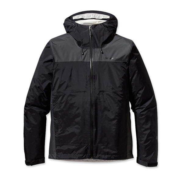 Patagonia Men's Torrentshell Plus Jacket BLACK