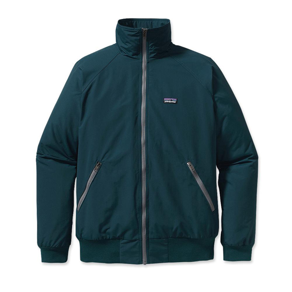 Patagonia Men's Shelled Synchilla® Jacket Tidal Teal