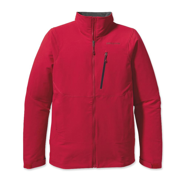 Patagonia Men's Alpine Guide Jacket Red Delicious