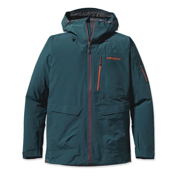 Patagonia Men's PowSlayer Jacket Tidal Teal
