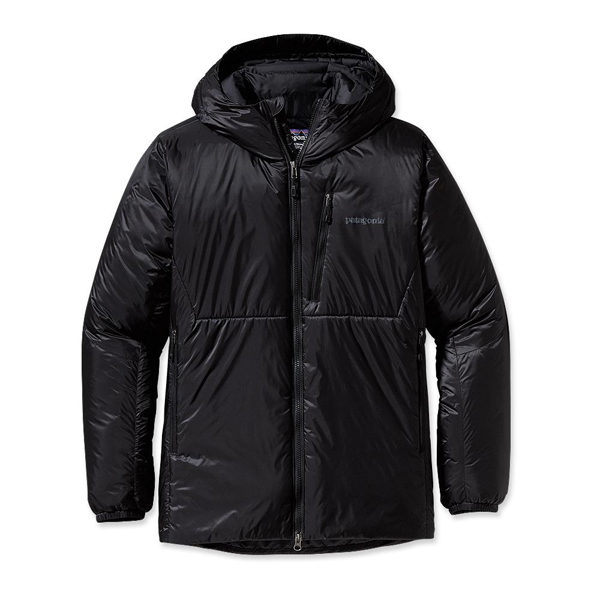 Patagonia Men's DAS Parka BLACK