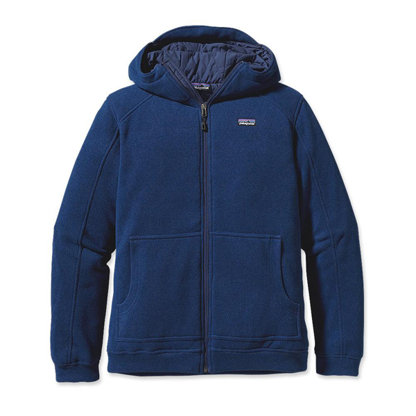 Patagonia Men's Insulated Better Sweater™ Hoody Channel Blue