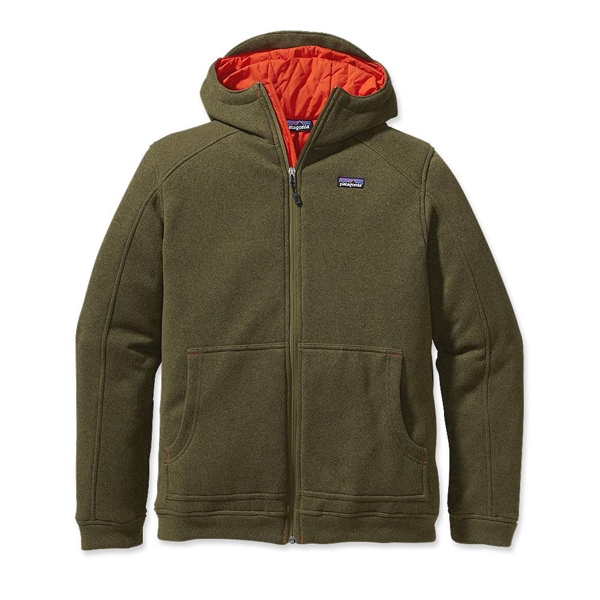 Patagonia Men's Insulated Better Sweater™ Hoody Willow Herb Green