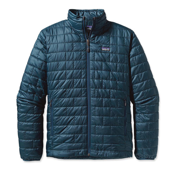Patagonia Men's Nano Puff® Jacket Tidal Teal