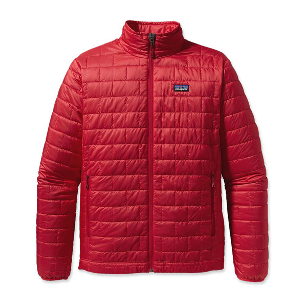 Patagonia Men's Nano Puff® Jacket Red Delicious