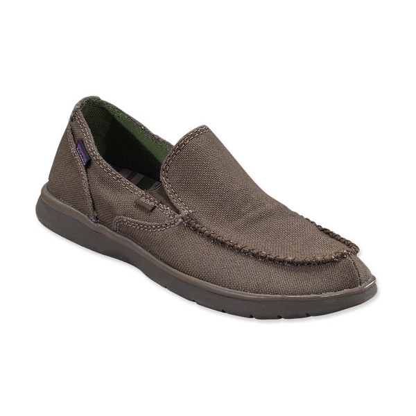 Patagonia Men's Naked Maui Moc Sable Brown