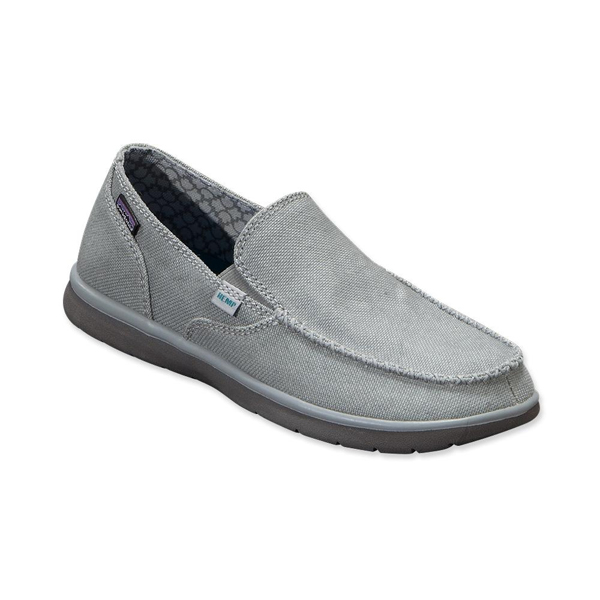 Patagonia Men's Naked Maui Moc Feather Grey