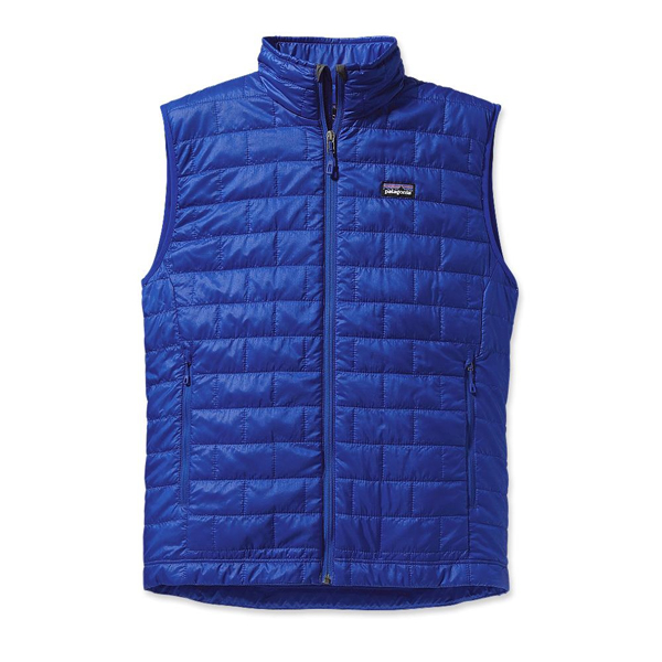 Patagonia Men's Nano Puff® Vest Viking Blue