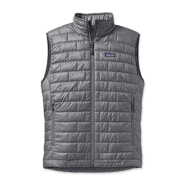 Patagonia Men's Nano Puff® Vest Nickel