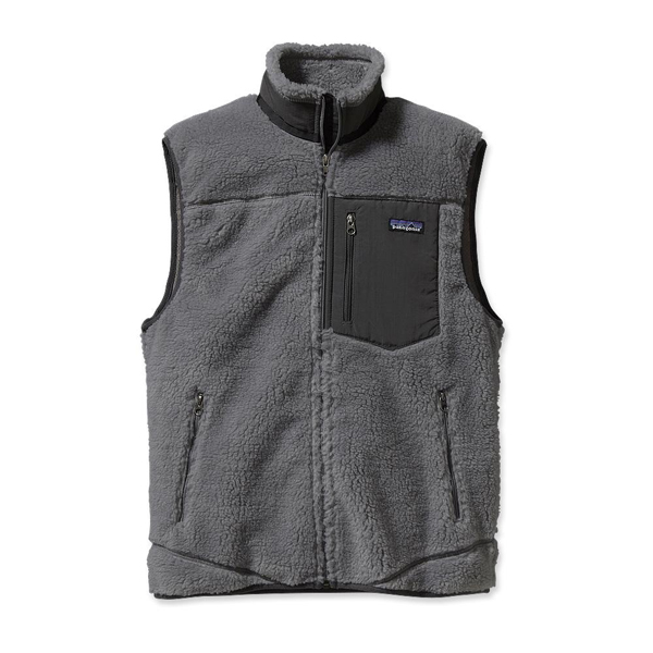 Patagonia Men's Classic Retro-X Vest Nickel