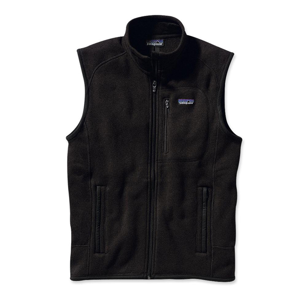 Patagonia Men's Better Sweater™ Vest Black