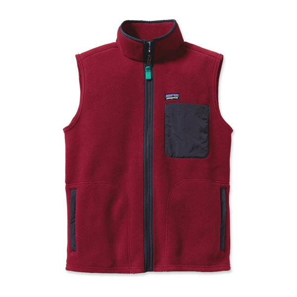 Patagonia Men's Karstens Vest Wax Red