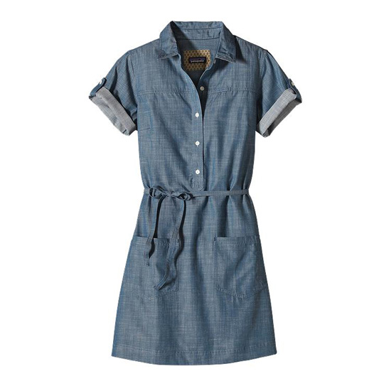 PATAGONIA WOMEN'S CHESSER ISLAND DRESS
