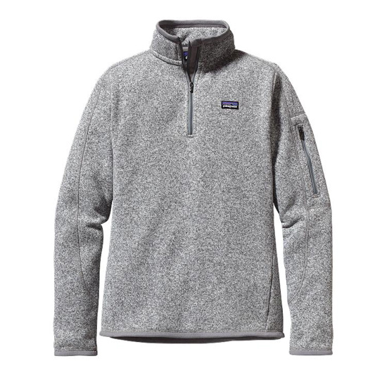 PATAGONIA WOMEN'S BETTER SWEATER® FLEECE 1/5-ZIP