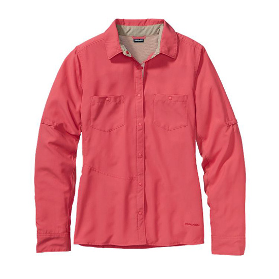 PATAGONIA WOMEN'S LONG-SLEEVED SOL PATROL® SHIRT